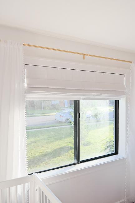 Aluminum Window Painted Black 2
