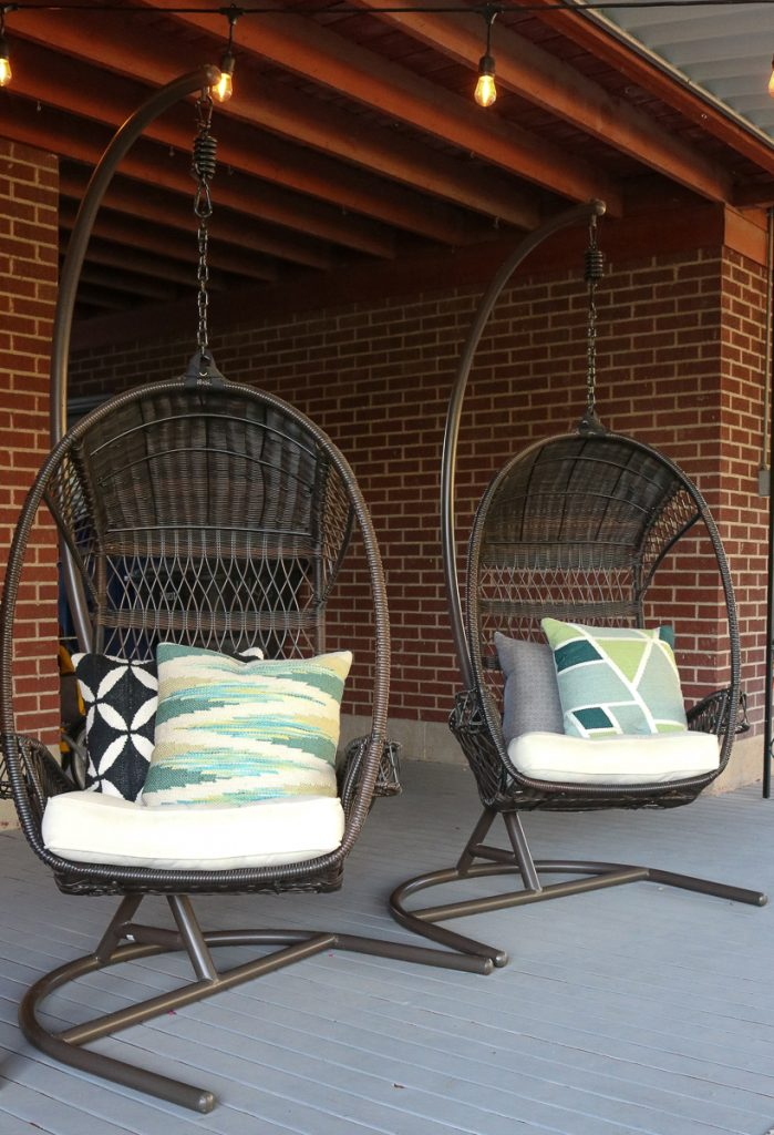 Deck Hanging Chairs